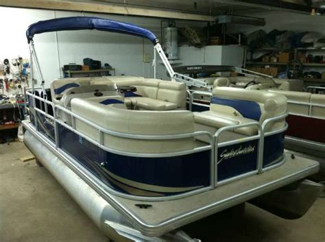 Craigslist Used Boats by Used Boats For Sale Beaumont Pontoon Boats