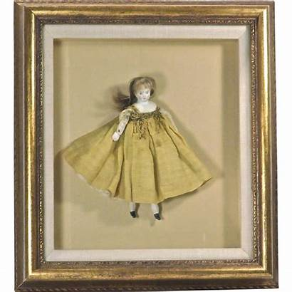 Shadow Doll Antique Framed Lane