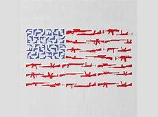 Gun Flag TShirt – USAMM