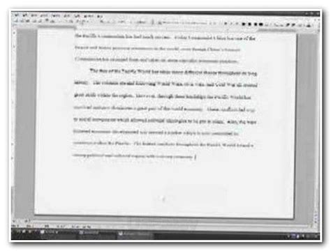 essay wrightessay sample paper   style sample