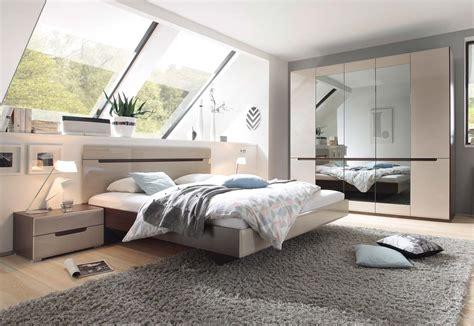schlafzimmer komplett modern schlafzimmer komplett 4 teilig sonoma eiche dunkel sand
