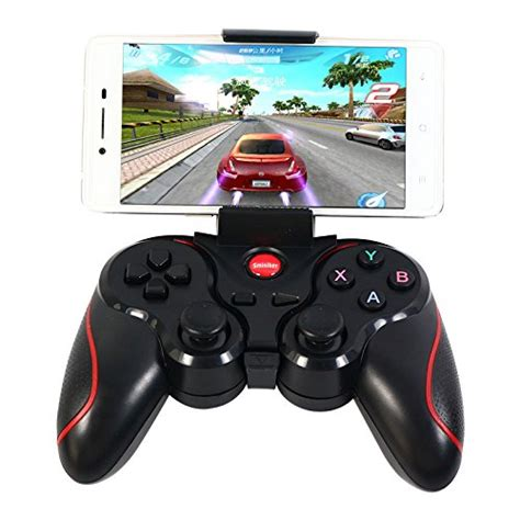 bluetooth controller android sminiker android wireless bluetooth gamepad
