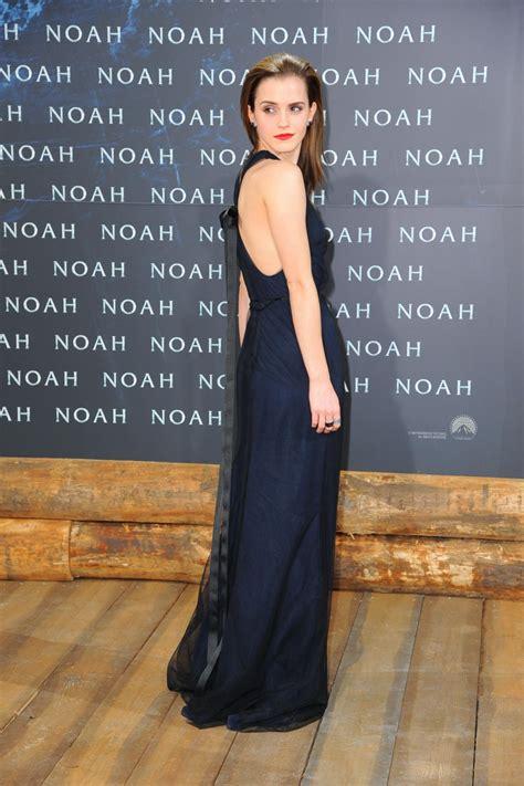 Emma Watson Noah Premiere Berlin Hawtcelebs