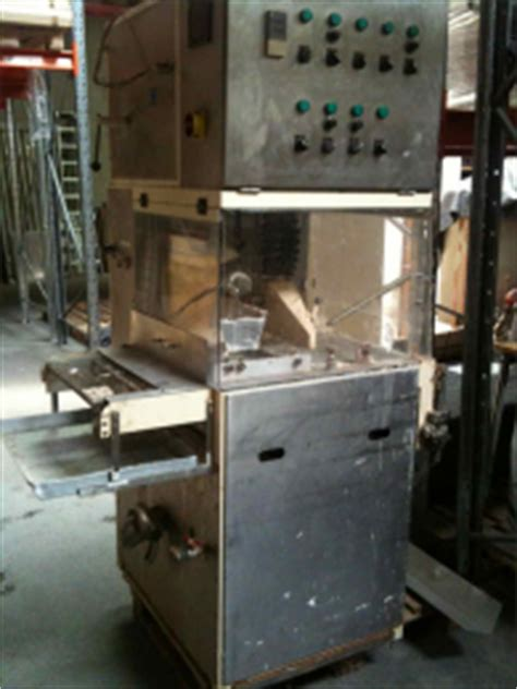 occasions machines industrielles pour biscuiterie