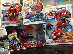 The Amazing Spider-Man 2 Toys!