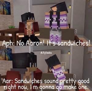 Aphmau Minecraft Aaron Skin