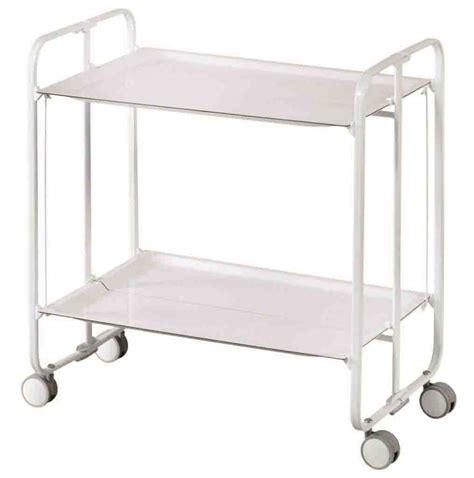 la cuisine de caro don hierro table roulante pliante blanche 2 plateaux blanc 200bb 200bb achetez au meilleur