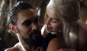 Drogo and Daenerys Targaryen | Game of Thrones Wiki ...