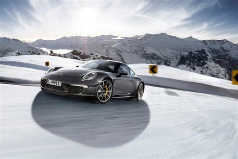 New 2018 Porsche 911 Carrera 4 And 4s Pictures And