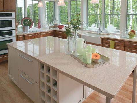 cherry kitchen cabinets this countertop brings the whole kitchen together 3445