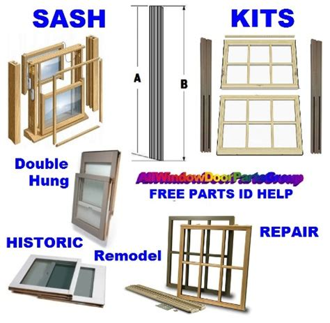 ultimate double hung replacement sash kits truth window hardware