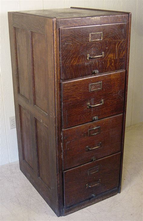 shaw walker file cabinet size oak file cabinet signed shaw walker