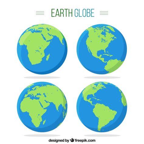 planet earth vectors   psd files