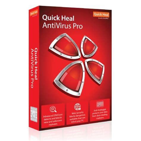 quick heal antivirus pro latest version  pc year cd