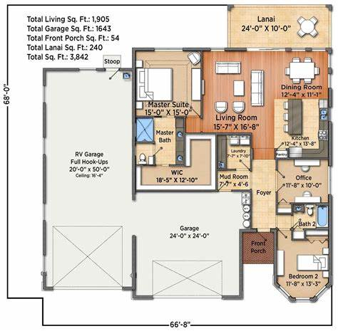 In this section, we want to share some exciting barndominium floor plans with you to help you visualize the final result. Trillium II Floorplan   Barn homes floor plans, Garage ...