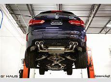BMW F85 X5M 2015+ SAV X5M 8Cylinder BiTurbo GTHaus