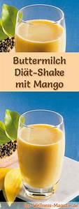 Gesunde Smoothies Zum Abnehmen : buttermilch shake mit mango di t shake rezept mit buttermilch in 2019 gesunde getr nke ~ Frokenaadalensverden.com Haus und Dekorationen