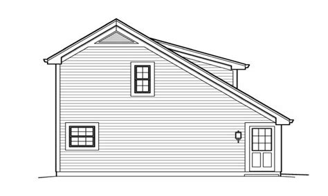 images cabin plans with loft and garage saltbox garage plans with loft country saltbox garage