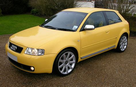Audi S3 Wikipedia