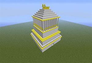 Mausoleum at Halicarnassus Minecraft Project