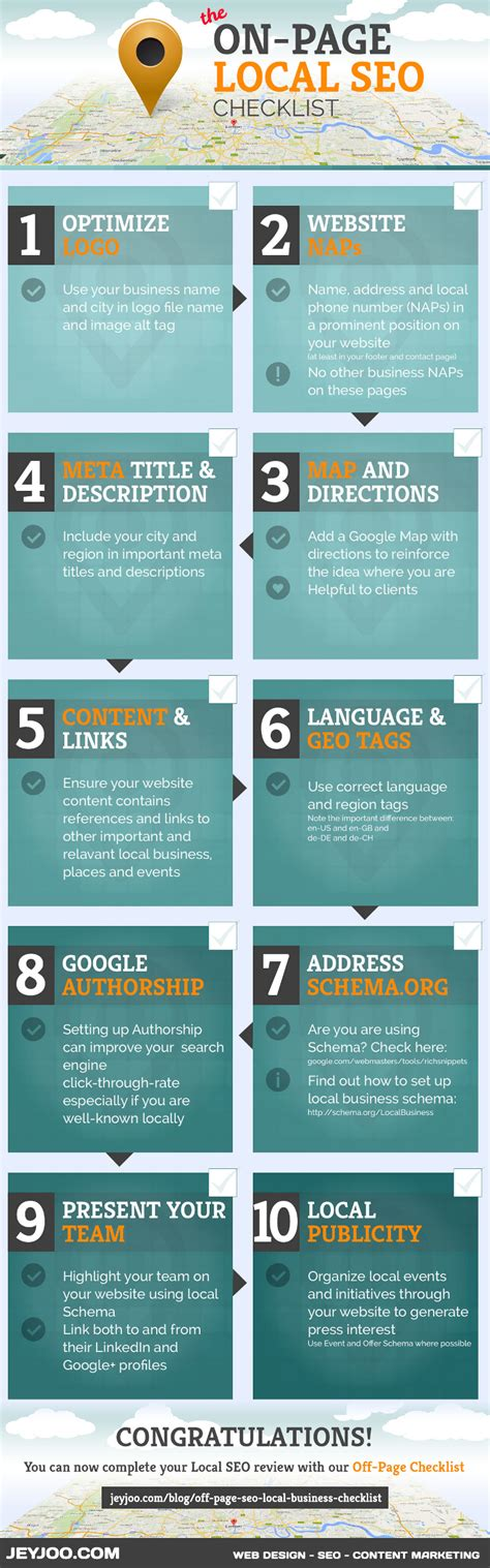 On Page Seo by 10 Best Local On Page Seo Tips Brandongaille