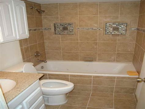 Remodeling Small Bathrooms Decor