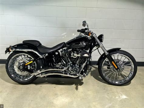 Harley Davidson Breakout Image by 37 Harley Davidson Breakout Exhaust Pipes 2014 Softail