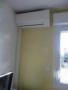 Installation Clim Reversible : installation climatisation r versible daikin multisplit ~ Premium-room.com Idées de Décoration