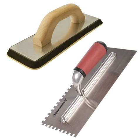 ceramic tile grouting tools adhesive float soft