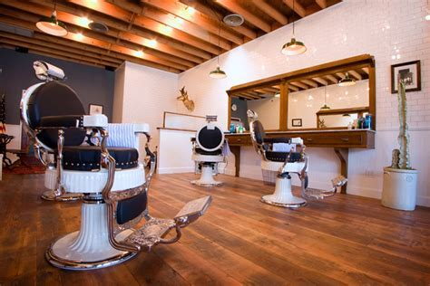 Barber Shops Around The World Reveal Their Understated Luxury