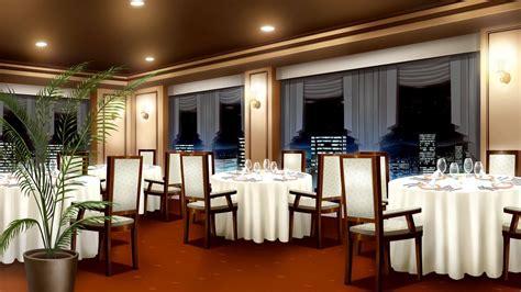 Interactive Wallpaper Anime - restaurante episode interactive backgrounds