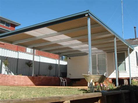 Carport Modern Design by 4 Important Tips Before Choosing A Roof Carport 4 Home Ideas