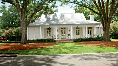 breezy river house exterior southern living