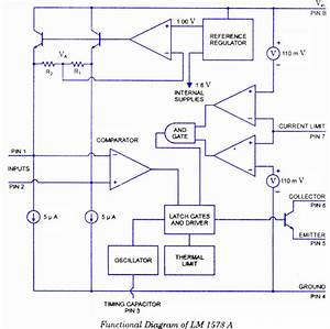 Wiring Diagram Of Car Temperature With A Regulator