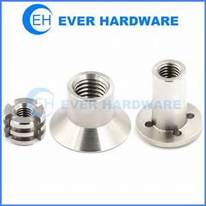 Precision Stainless Fasteners High Grade Fixing Metal ...