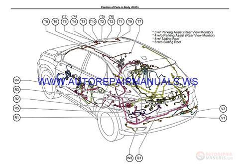 Lexus Electrical Wiring Diagram Manual Emwe