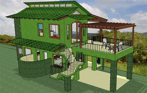 Home Design Ecological Ideas by Exle Of Tropical Green Building Sustainable Design