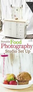 Portable Food Photography Studio Setup & Tutorial