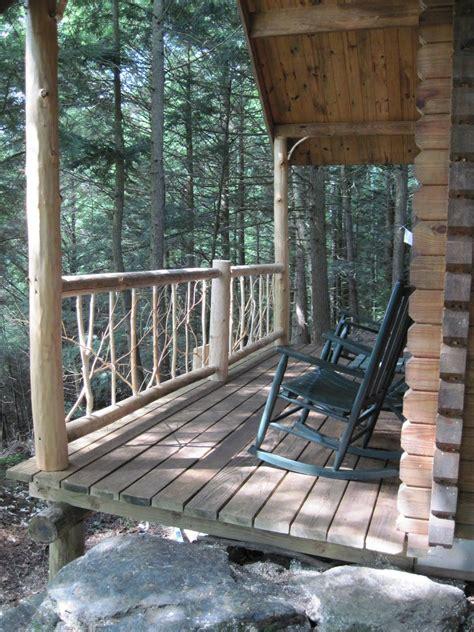 rustic porches  rustic rustic cabin railing cabins