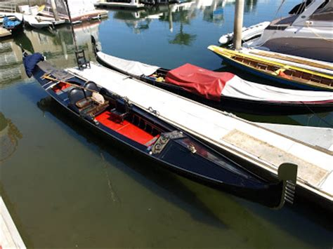 Wooden Boat Gondola Plans by Gondola Boat Plans How To Building Plans