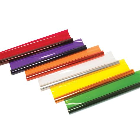 red cellophane roll  metres card paper