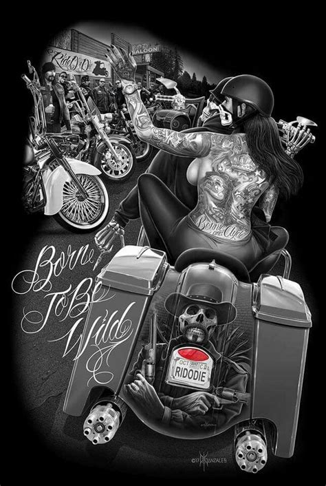 Ride or die | Lowrider art, Calaveras art, Bike art