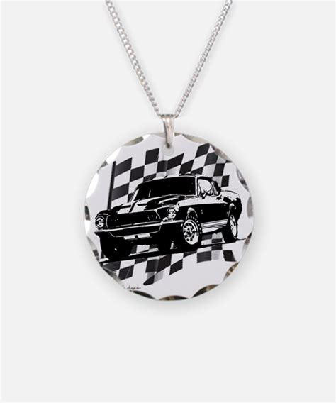 ford mustang necklace 1968 ford mustang jewelry 1968 ford mustang designs on