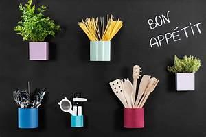 Cache Pot Magnétique : id es pour utiliser les pots magn tiques kalamitica en cuisine ~ Teatrodelosmanantiales.com Idées de Décoration