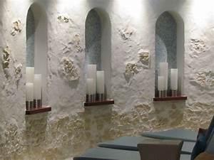 Steinwände Für Innen : mediterrane steinwand marsalla gewena ~ Michelbontemps.com Haus und Dekorationen