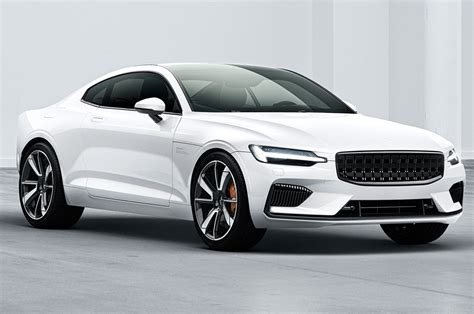 Volvo's Polestar 1 Is A 600hp Hybrid Sports Coupe With 93