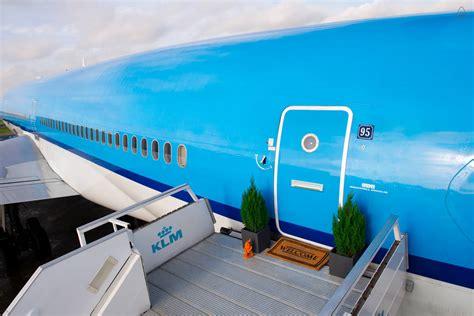 Volo Appartamento Amsterdam by Klm Trasforma Un Aereo In Un Appartamento Aviation Coaching