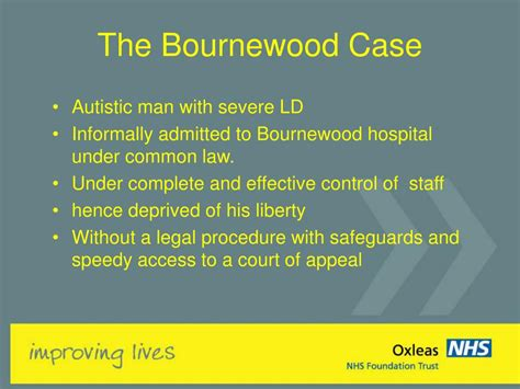 case safeguards deprivation liberty ppt powerpoint presentation
