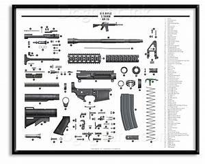Sw Ar 15 Parts Diagram