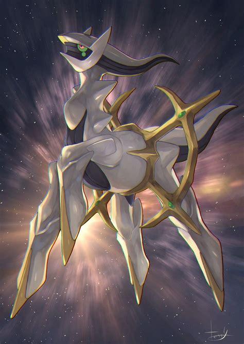 arceus  creator deity pokemon rayquaza pokemon